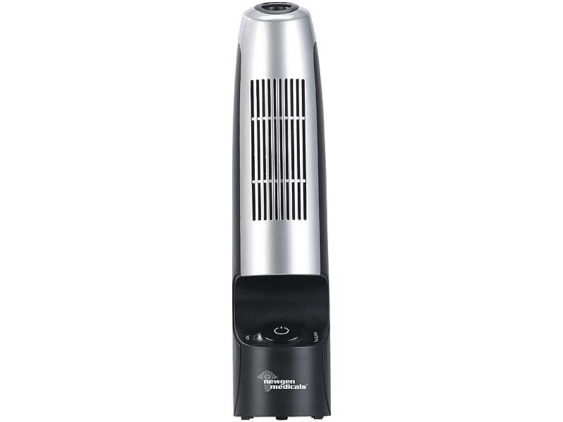 Kühlschrank Ionisator : Newgen medicals luftreiniger mit ionisator für räume bis m²