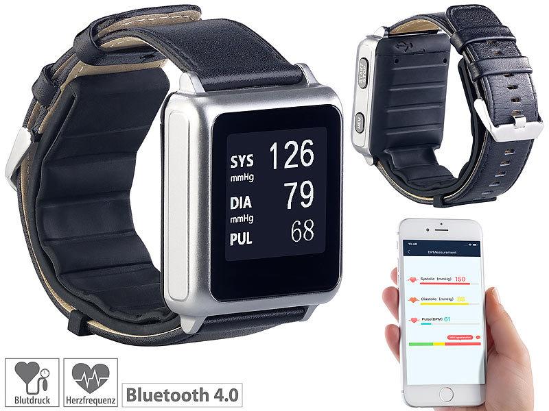 newgen medicals Medizinische Blutdruck-Armbanduhr mit..