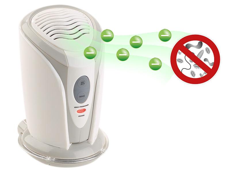 Auto Kühlschrank Klein : Newgen medicals mini ionisator und luftreiniger für auto