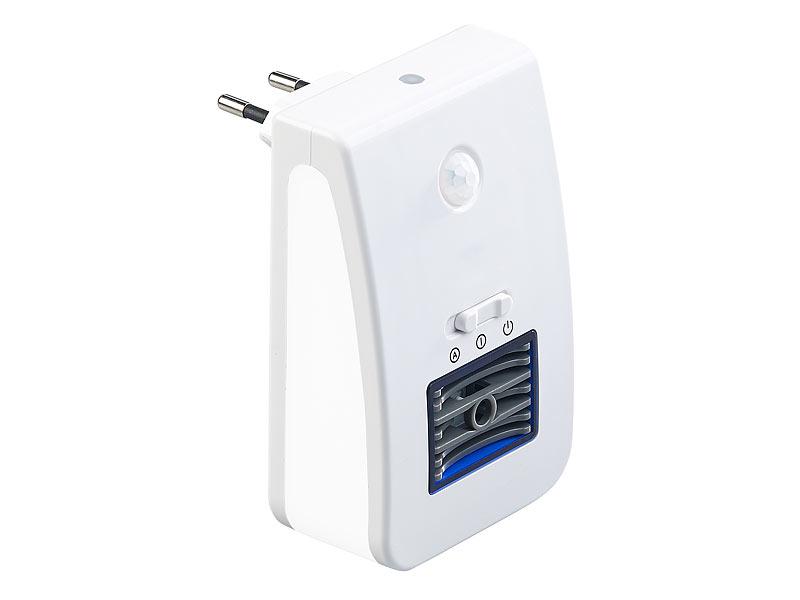 Kühlschrank Ionisator : Newgen medicals in ionisator luftreiniger nachtlicht pir