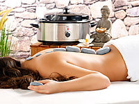 "newgen medicals Kit de massage ""Hot Stones"""