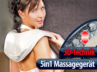 ; Massagesessel