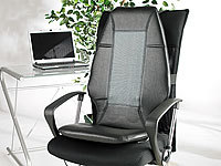 newgen medicals Fernbedienbare Shiatsu-Massageauflage (refurbished)