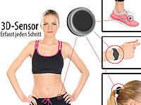 newgen medicals Fitness-Tracker FBT-70-3D.mini mit Bluetooth 4.0
